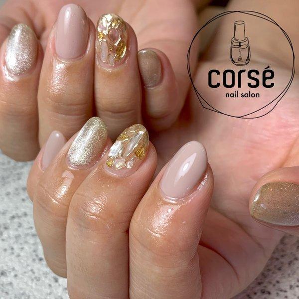 オーバル|nail salon corsé