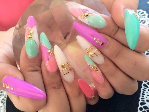 ポイント|Jewelry of Nail