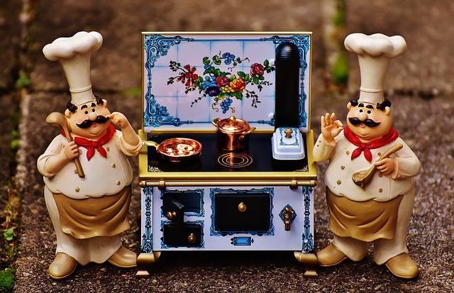 Free photo: Chefs, Stove, Pan, Pot, Eat - Free Image on Pixabay - 1727445 (1180)