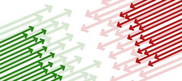 Free illustration: Arrows, Plus, Minus, Opposites - Free Image on Pixabay - 1668909 (2126)