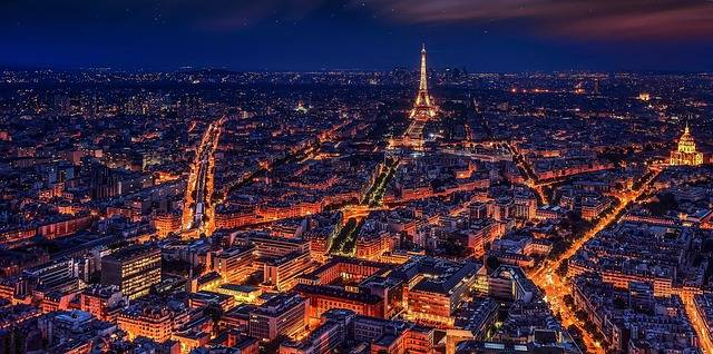 Free photo: Paris, France, Eiffel Tower, Night - Free Image on Pixabay - 1836415 (7408)