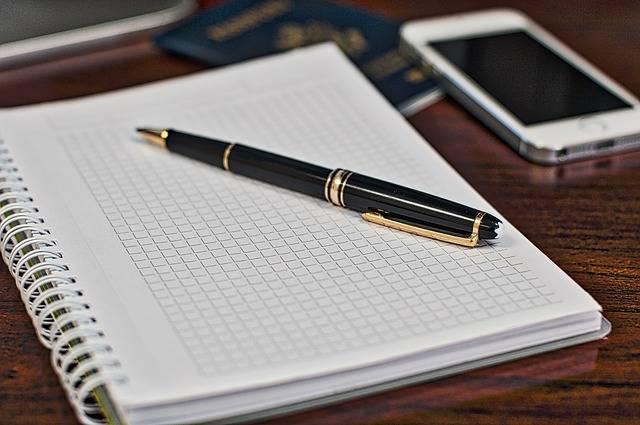 Free photo: Notepad, Mont Blanc, Notes - Free Image on Pixabay - 1312280 (7679)