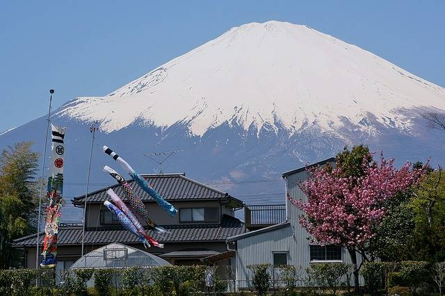 Free photo: Mt Fuji, Gotemba, Satsuki, May - Free Image on Pixabay - 1329448 (8832)