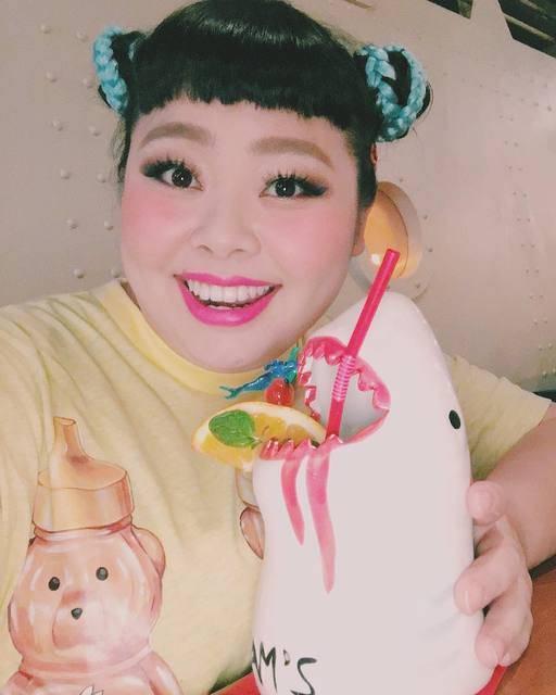 お笑い芸人の渡辺直美さん
