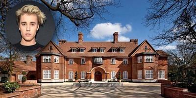 ロンドンにあるジャスティン・ビーバーの超豪邸、その全貌を公開! (ELLE ONLINE) - Yahoo!ニュース (479)