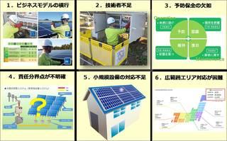 太陽光発電O&M業界「6つの問題」(1)~O&M業界に起こるビジネスモデルの横行