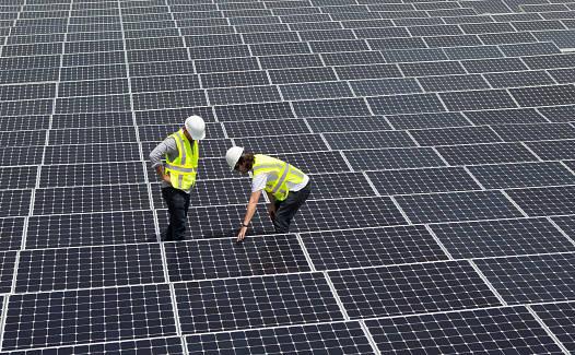 太陽光発電の点検はまだ義務化されていない