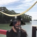 ARで政宗の兜を着用!松島歴史探索アプリ 「松島ダテナビ」でゆかりの地めぐりが10倍楽しくなる