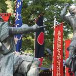 よみがえる日本史名シーン!一騎打ち銅像3番勝負!!「ニッポン銅像探訪記 第6回:一騎打ち銅像」