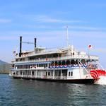 「信⻑のシェフ」と遊覧船「ミシガン」がコラボ!今夏は琵琶湖で戦国ゆかりの地をクルージング