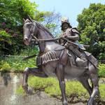 武勇にも内政にも優れた加藤嘉明ゆかりの地と松山城