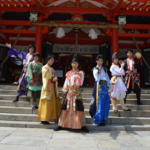 2018年は平清盛公生誕900年!神戸・清盛隊がおすすめする平家ゆかりの地と兵庫運河祭