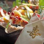 【伊達政宗が考案した豪華な正月膳とは】お正月に食べたい!おせち料理の由来と縁起物の意味