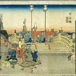 日本一短時間でまわれる!?日本橋の七福神巡り