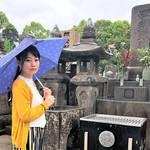 西郷と愛加那の子・菊次郎の特別展も開催中!西郷南洲顕彰館と南洲墓地