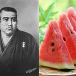 西郷隆盛も好物のスイカを買っていた日本橋・千疋屋総本店