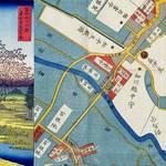 目黒は江戸の人気観光地!浮世絵にも残る当時の面影【古地図と巡る江戸街並み探訪:第2回】