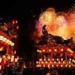 【埼玉県】神々のロマンを花火が祝福!秩父夜祭|日本名珍祭り図鑑