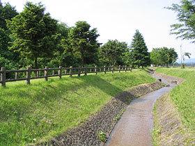 直江石堤(直江堤公園)