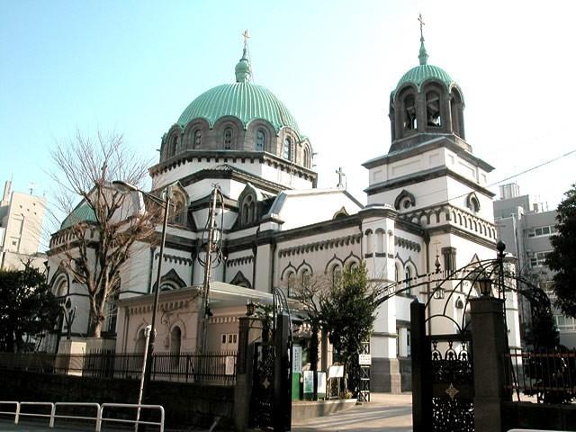 「日本とは思えない優雅な教会」
