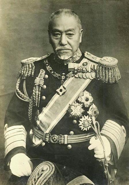 東洋のネルソンと呼ばれた東郷平八郎