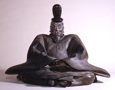 重要文化財 天神坐像