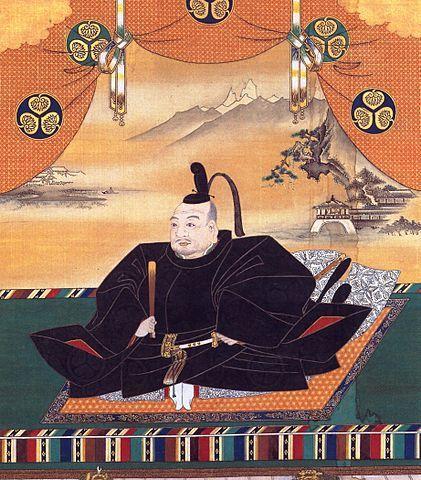 74歳で亡くなった徳川家康。死因は胃癌と言われているそう。