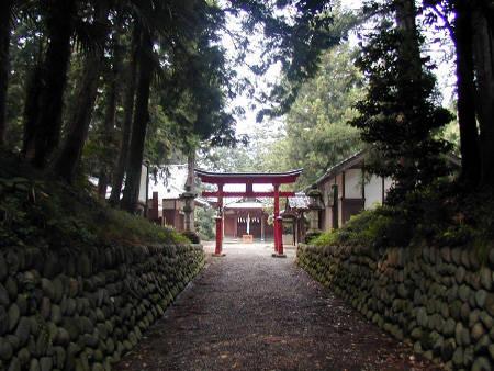 埼玉県にある大蔵神社。義仲の父・義賢を討った義平は頼朝...
