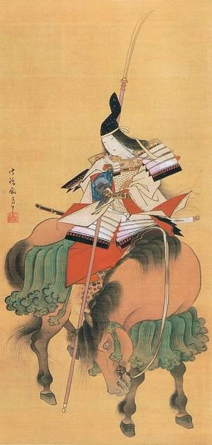 女武者として義仲を支えた巴御前。妻と間違われることが多...