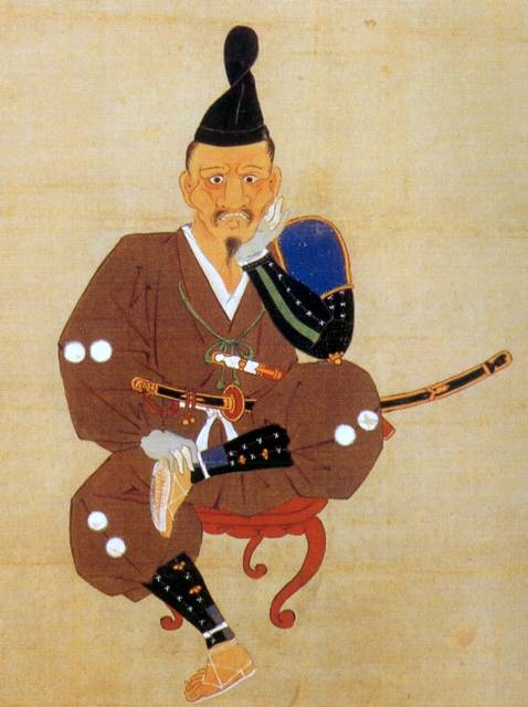 『徳川家康三方ヶ原戦役画像』(徳川美術館所蔵)