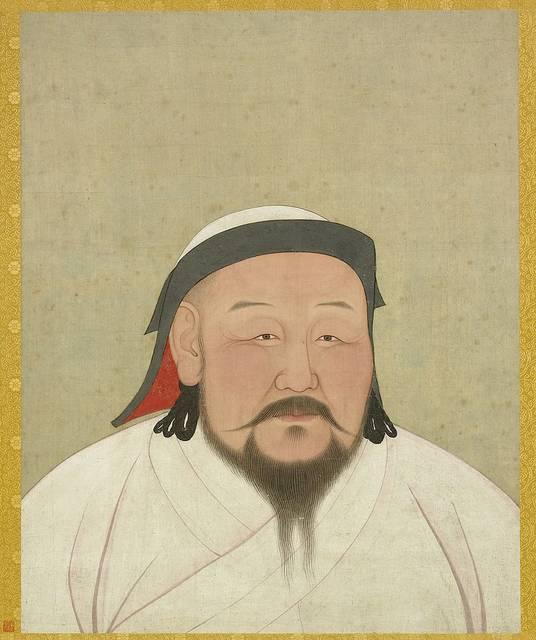 北からも日本を狙っていた?元の皇帝・クビライ・カアン肖...