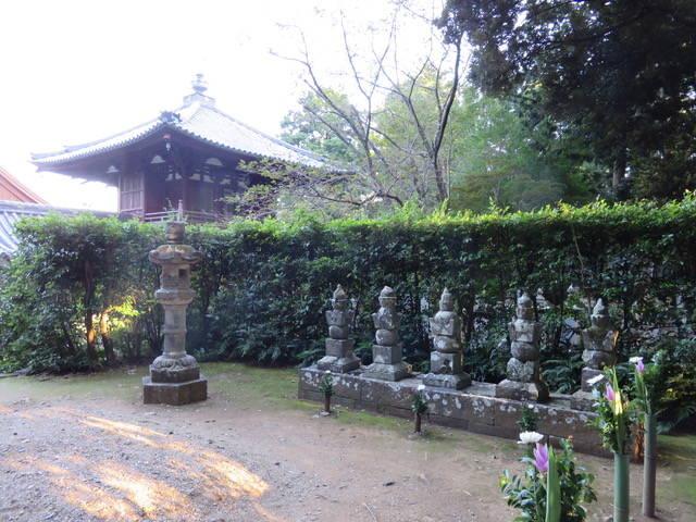 龍潭寺の直虎らが眠る墓