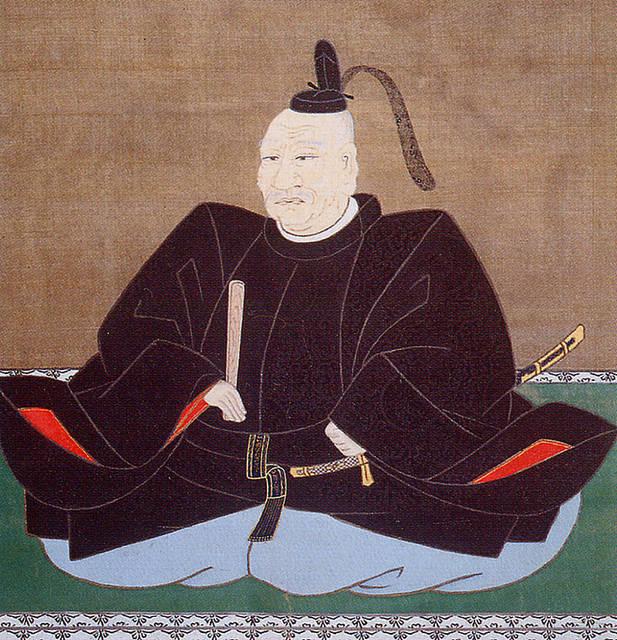 藤堂高虎肖像(個人所蔵)