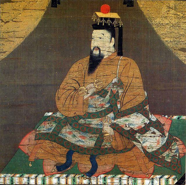 後醍醐天皇御像