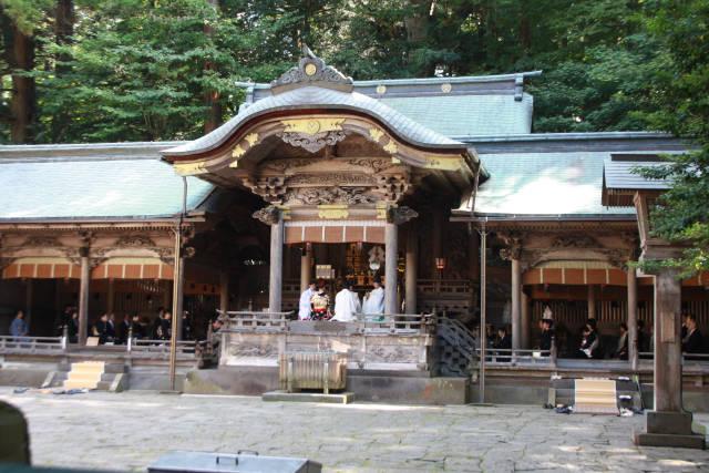 長野県 諏訪大社 上社本宮