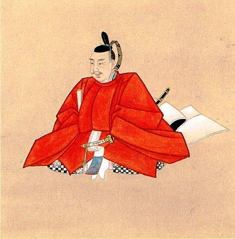 古田織部肖像画