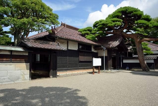 山形県酒田市にある本間家旧本邸