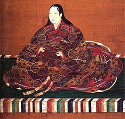 『伝淀殿画像』(奈良県立美術館所蔵)