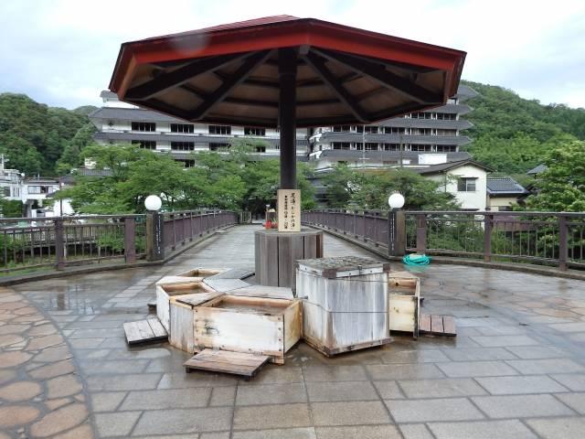 三徳山三佛寺投入堂と共に日本遺産に指定されている三朝温...