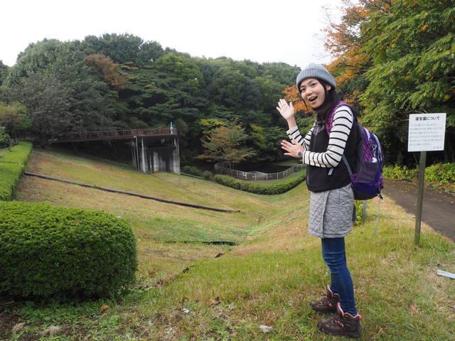 早川城など公園になっていて歩きやすい城もたくさん