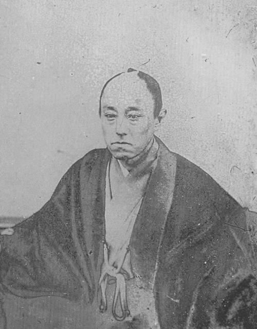 山内容堂(高知県立歴史民俗資料館所蔵)