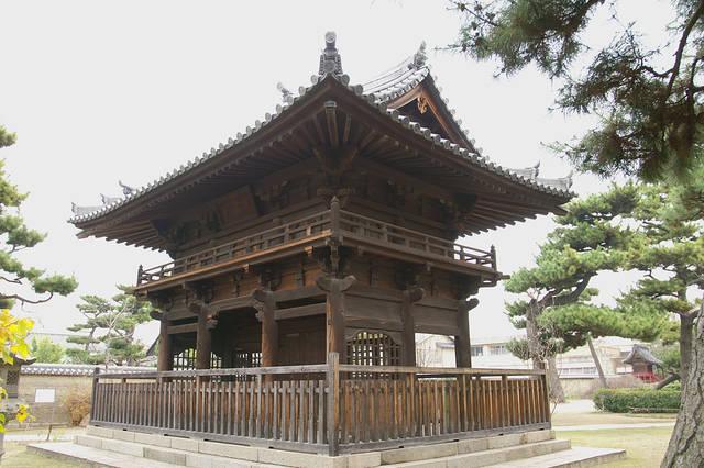 南宗寺 甘露門(国の重要文化財)