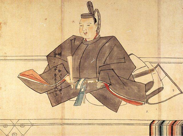 徳川家宣像(徳川記念財団蔵)