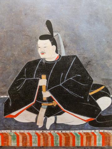 前田利常肖像(那谷寺所蔵)