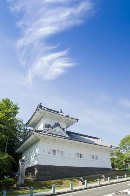 仙台城跡・隅櫓