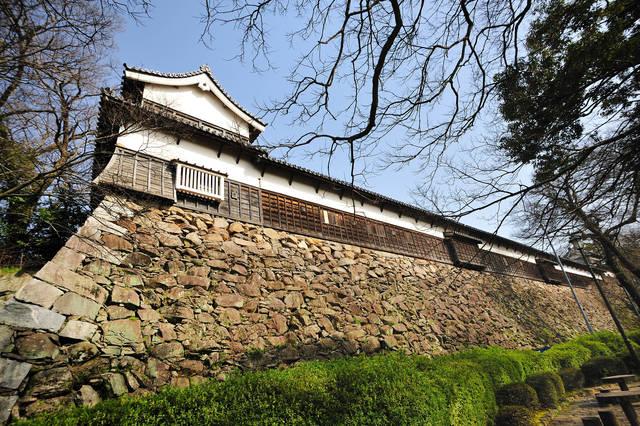 福岡城跡 多聞櫓