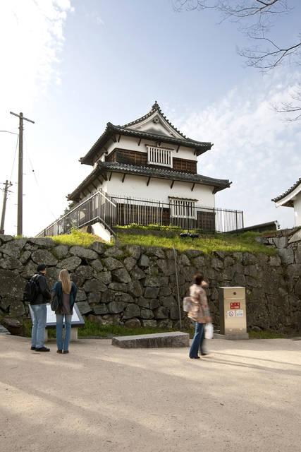 福岡城跡 潮見櫓