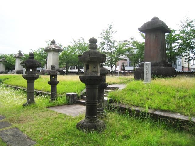 崇福寺 黒田家墓所