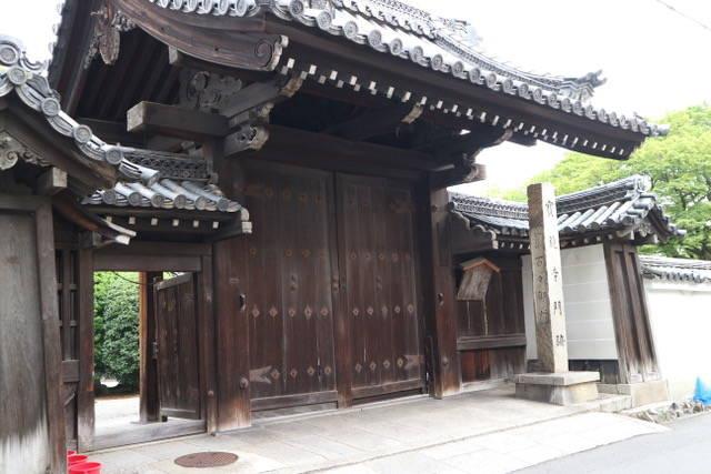 宝鏡寺門跡