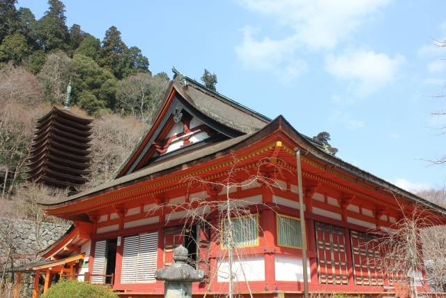 談山神社 拝殿